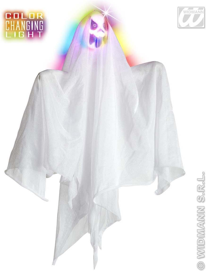 Ghosts 50Cm Colour Changing Light - Fancy Dress (Halloween)