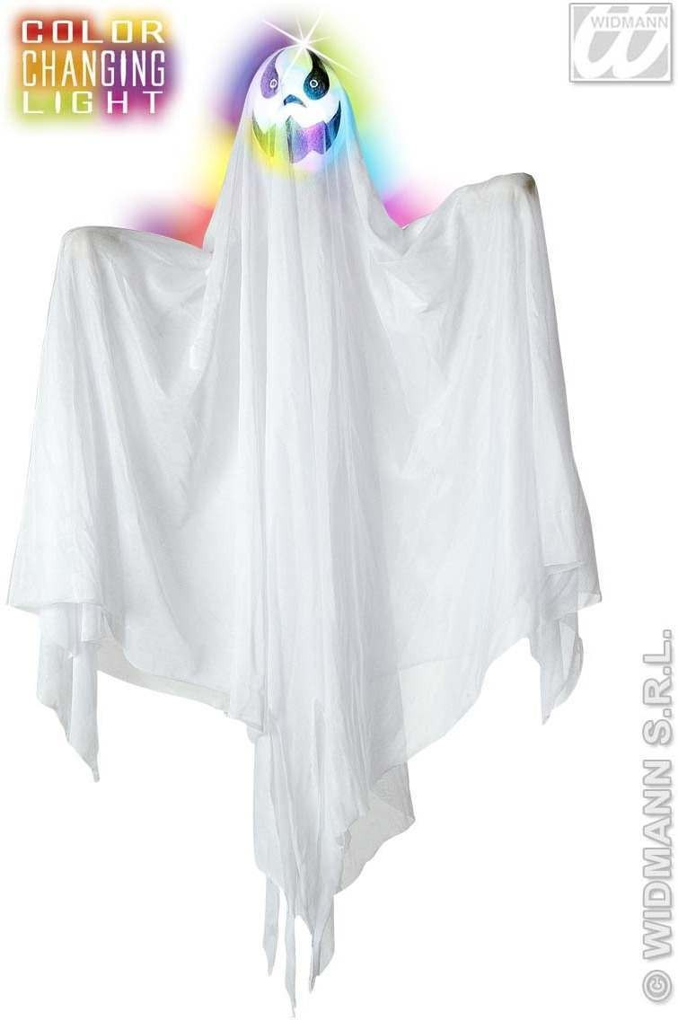Ghosts 90Cm Colour Changing Light - Fancy Dress (Halloween)
