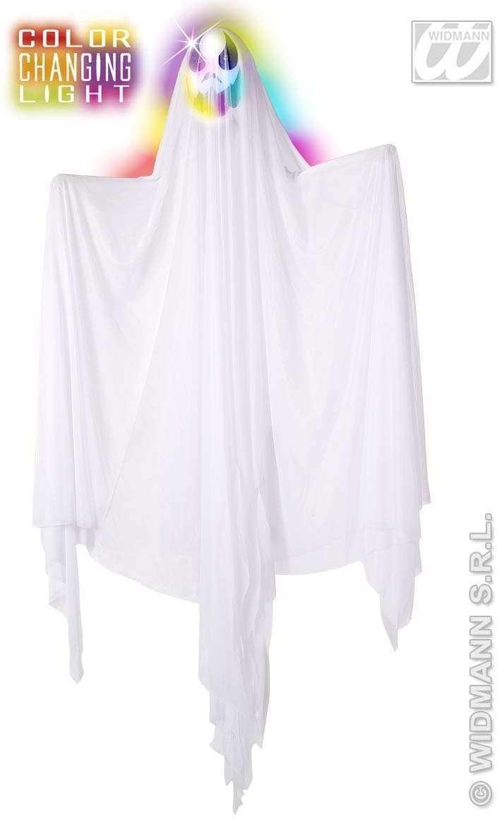 Ghosts 170Cm Colour Changing Light - Fancy Dress (Halloween)