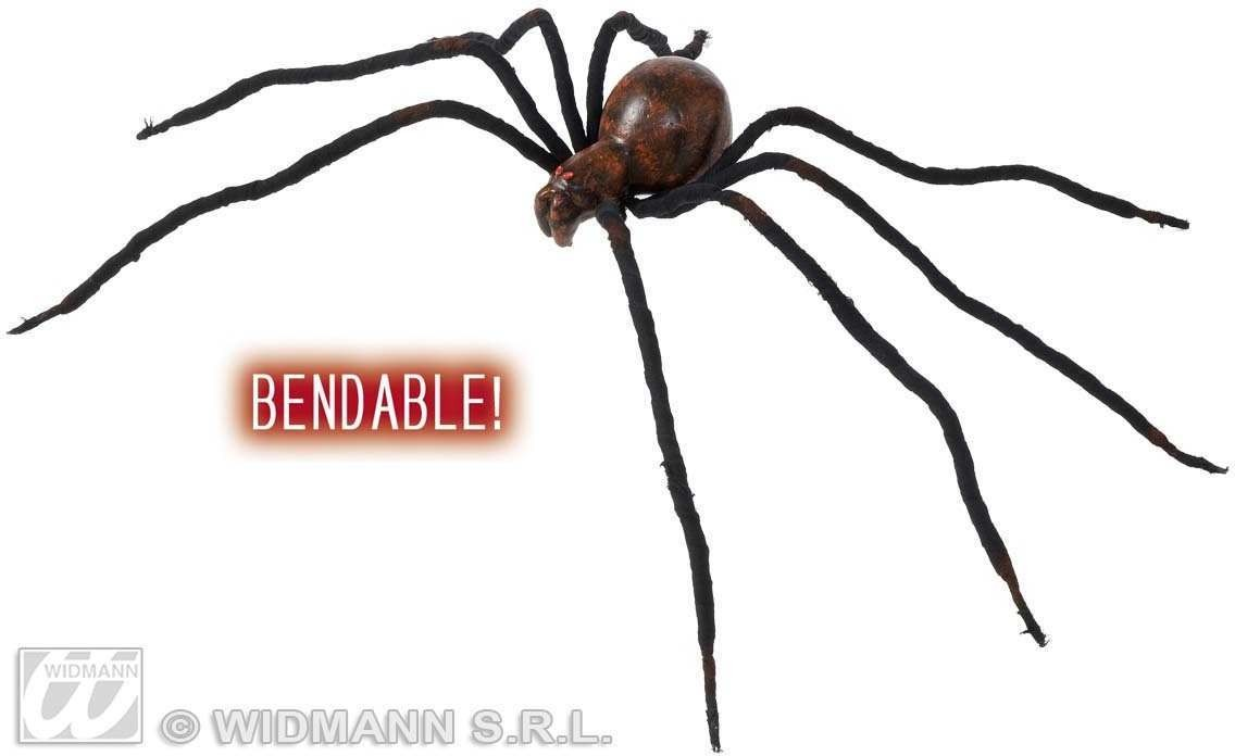 Bendable Bloody Spiders 86Cm - Fancy Dress (Halloween)