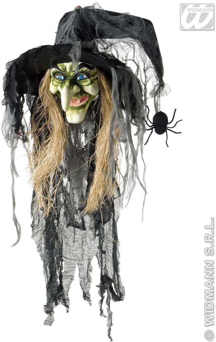 Witch Heads 120Cm - Fancy Dress (Halloween)