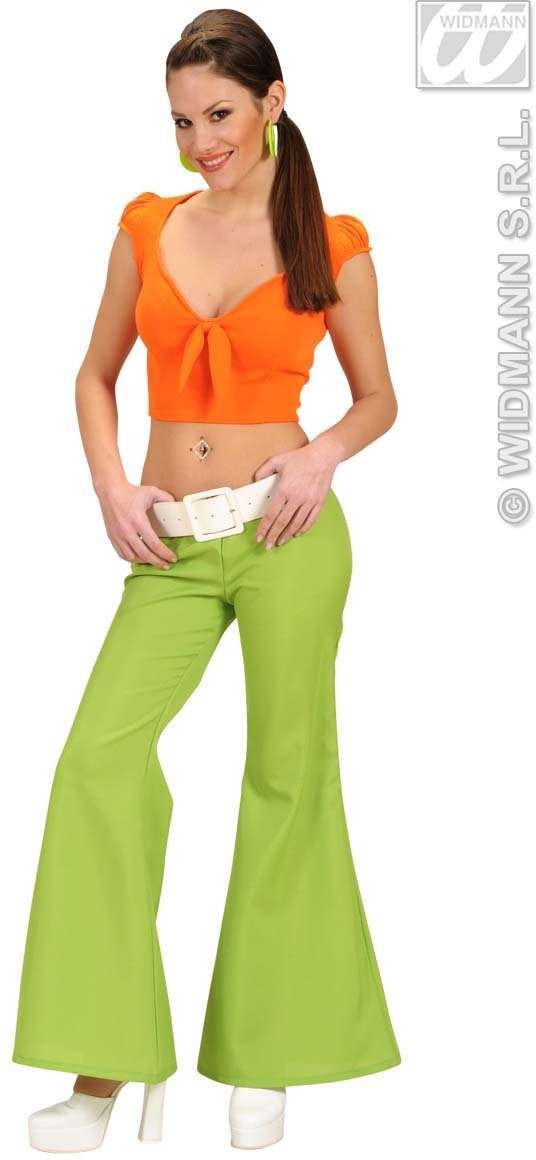Cotton Ribbon Top - Orange - Fancy Dress