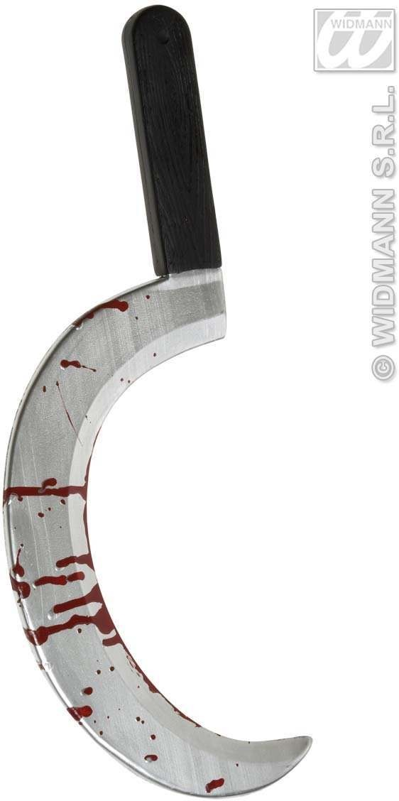Bloody Sickles 46Cm - Fancy Dress (Halloween)