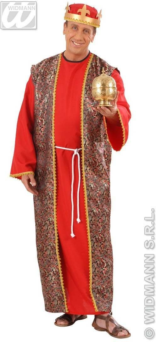 Jacquard & Heavy Fabric Gaspar, The Wise Men Costume (Christmas)