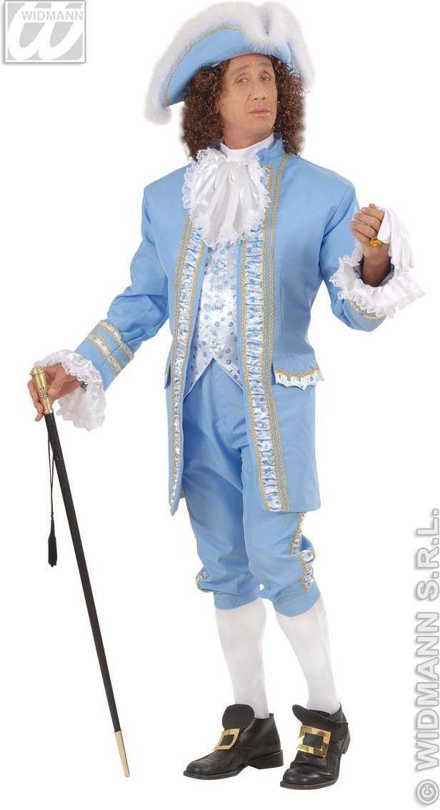 18Th Century English Royal Ct Suit Fancy Dress Costume (Old English)