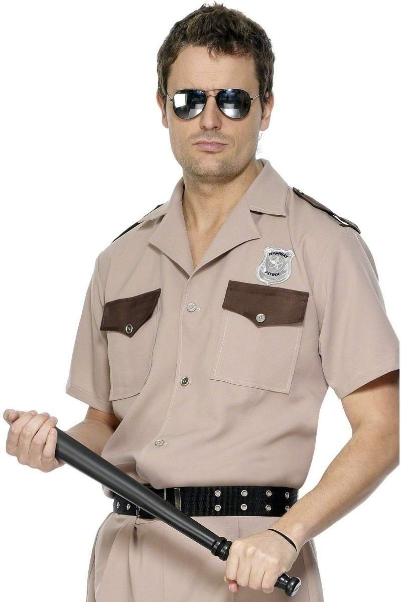 U.S Police Truncheon - Fancy Dress (Cops/Robbers)