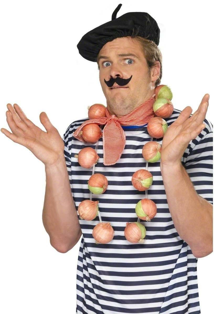 Onion Garland Fancy Dress (Cultures , Food , French)