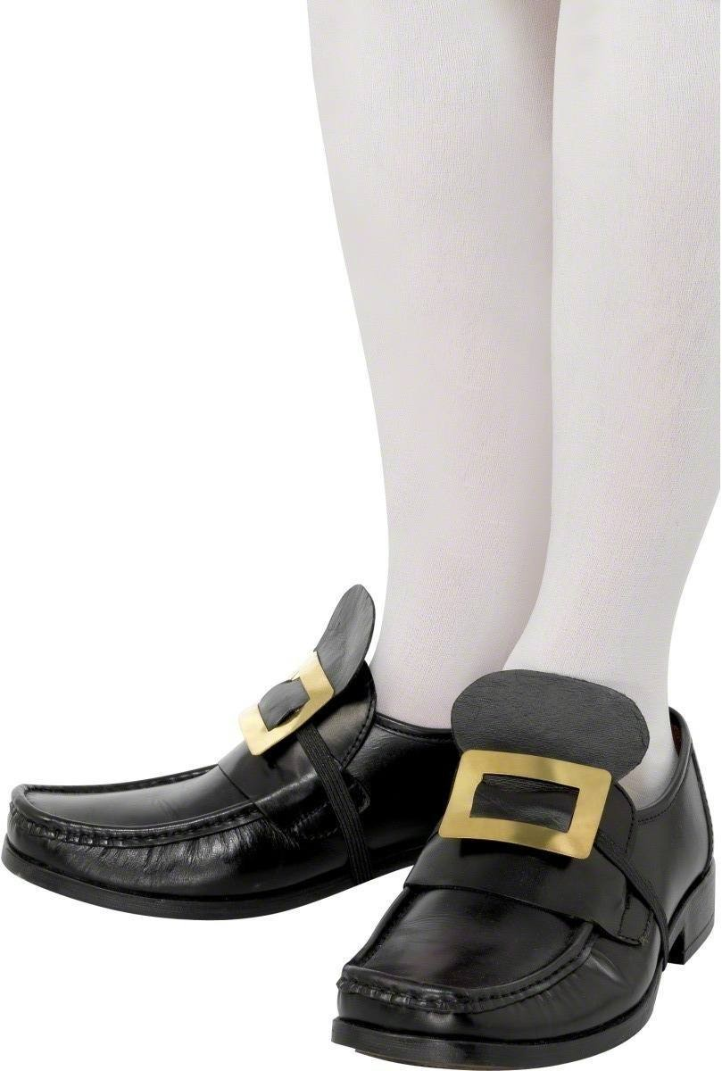 Tales Of Old England Metal Shoe Buckle - Fancy Dress