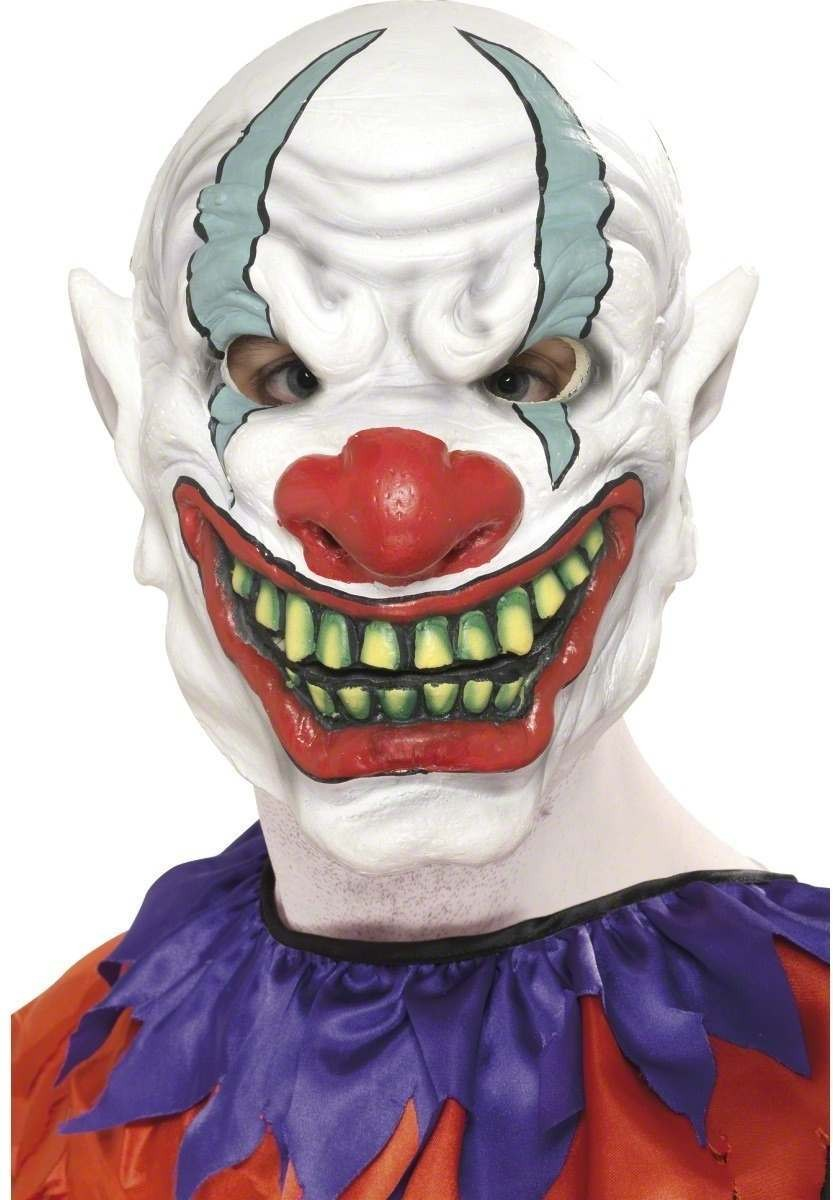 Clown Mask - Fancy Dress (Halloween)