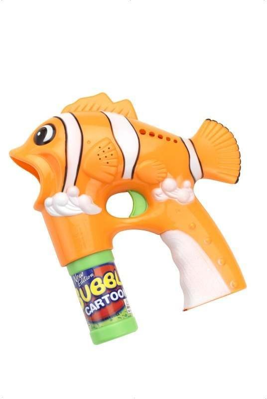 Clown Fish Bubble Gun (Fancy Dress Guns)