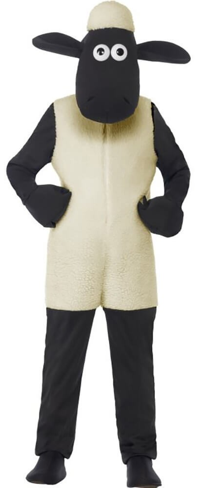 Childs Shaun The Sheep Fancy Dress Costume