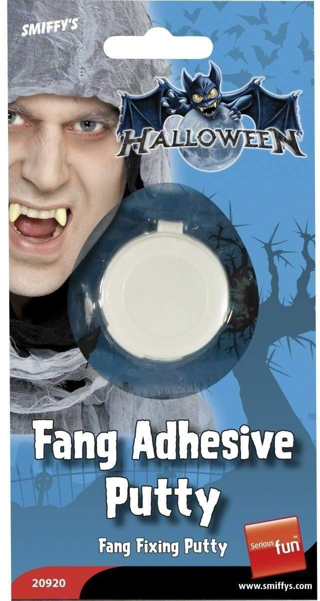 Fang Fixing Adhesive Putty - Fancy Dress (Halloween)