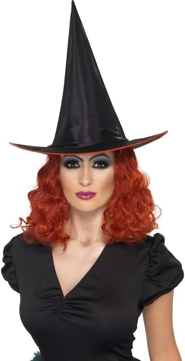 Witch Hat Fancy Dress Ladies (Halloween)