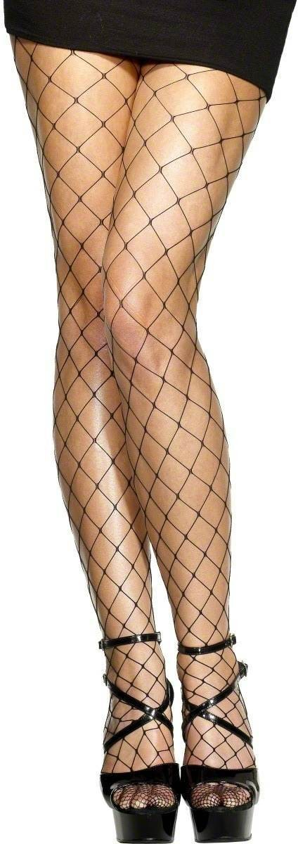 Diamond Net Tights - Fancy Dress Ladies