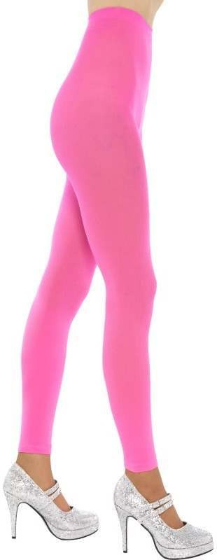 Footless Tights (1980S Fancy Dress Tights)