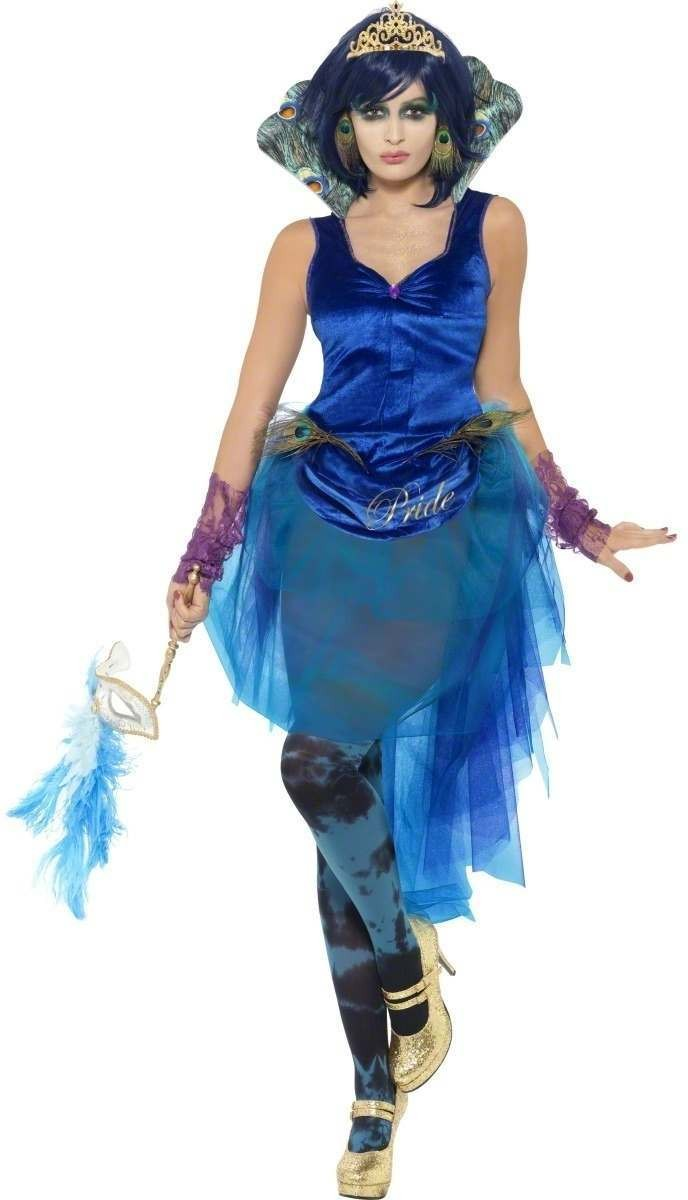 Seven Deadly Sins Pride Fancy Dress Costume Ladies (Halloween)