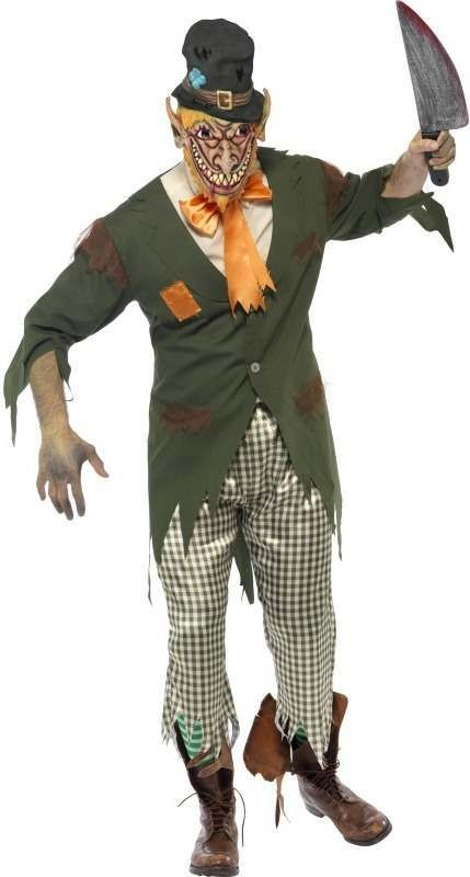 Unlucky Leprechaun Fancy Dress Costume