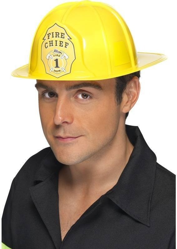 Fireman Helmet (Fire Service Fancy Dress Hats)