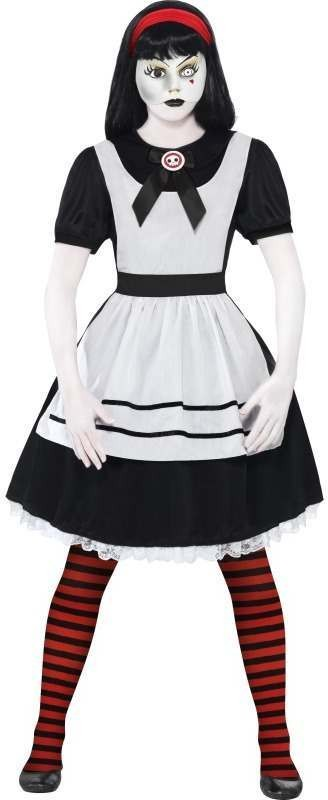 Living Dead Dolls, Alice In Wonderland Fancy Dress Costume