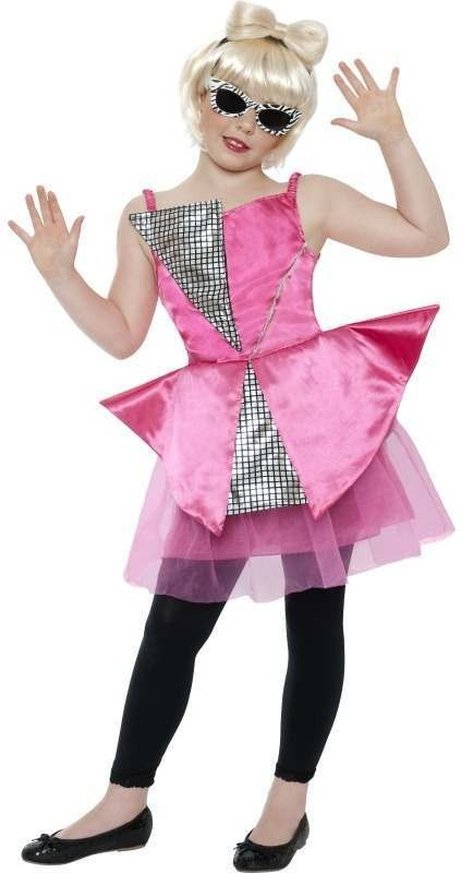 Mini Dance Diva Fancy Dress Costume