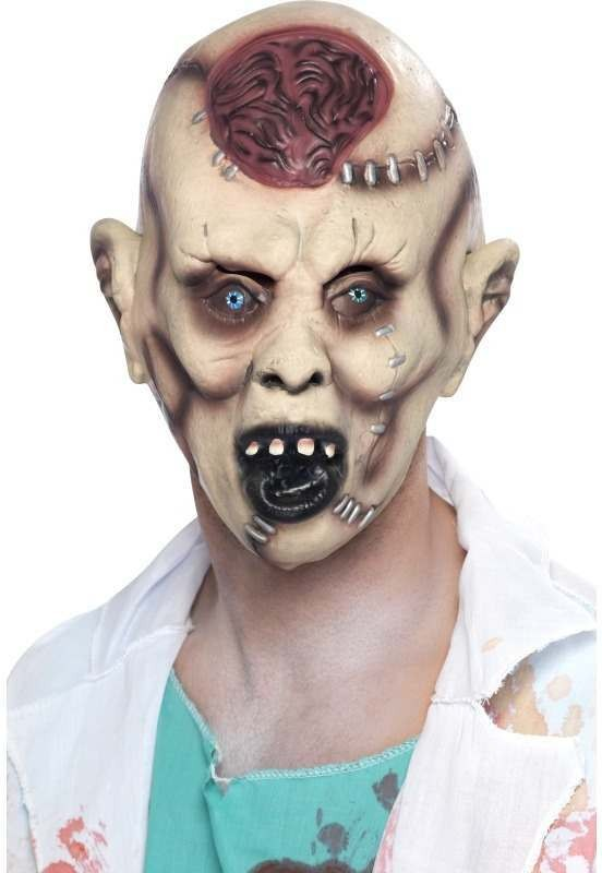 Autopsy Zombie Mask (Halloween Masks)