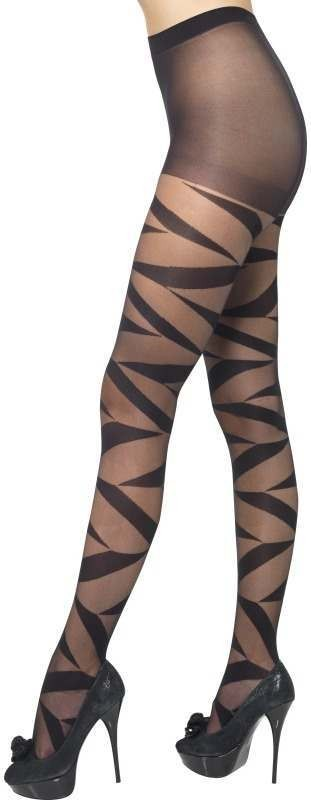 Bondage Style Tights (Halloween Tights)