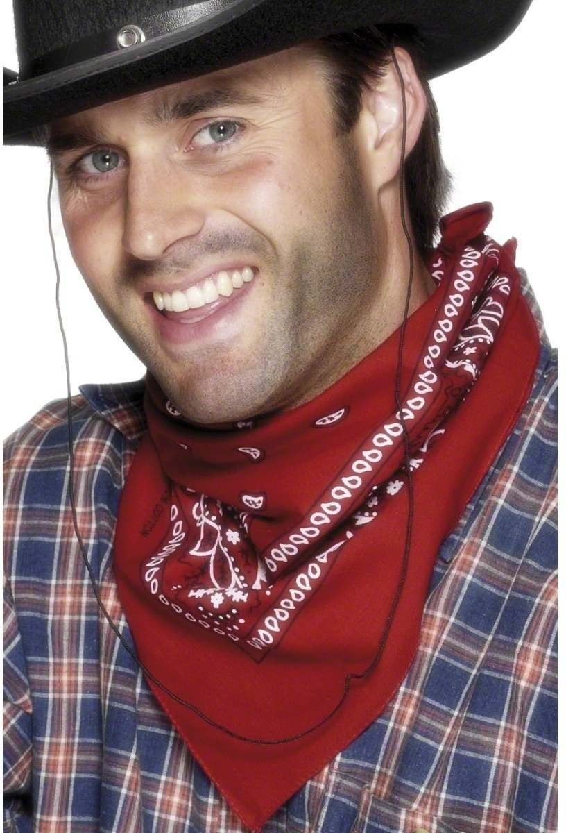 Cowboy Bandana - Fancy Dress (Cowboys/Indians)