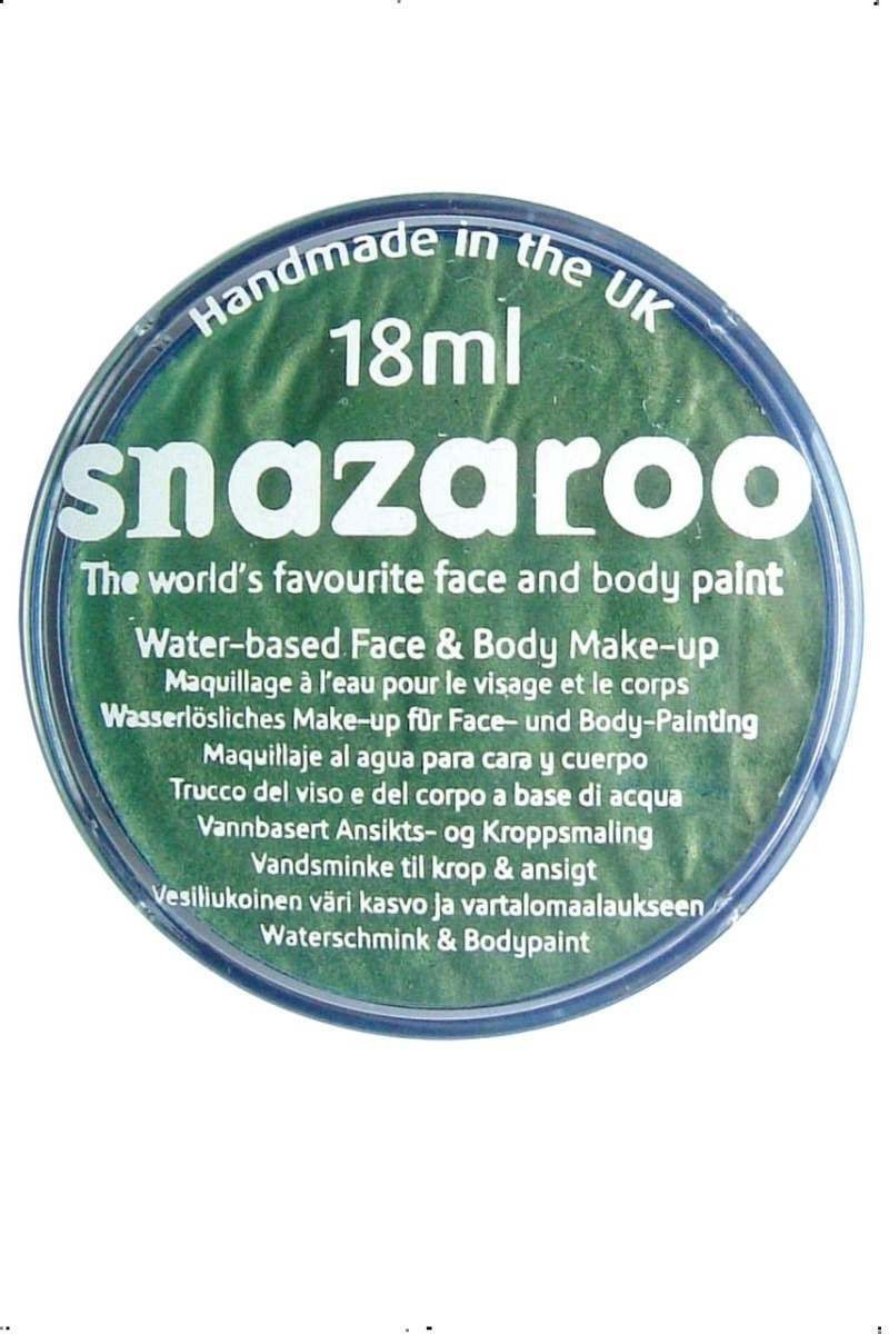 18Ml Face And Body Paint - Electric Green