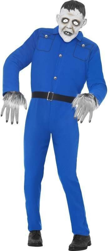 Screaming Monster Fancy Dress Costume