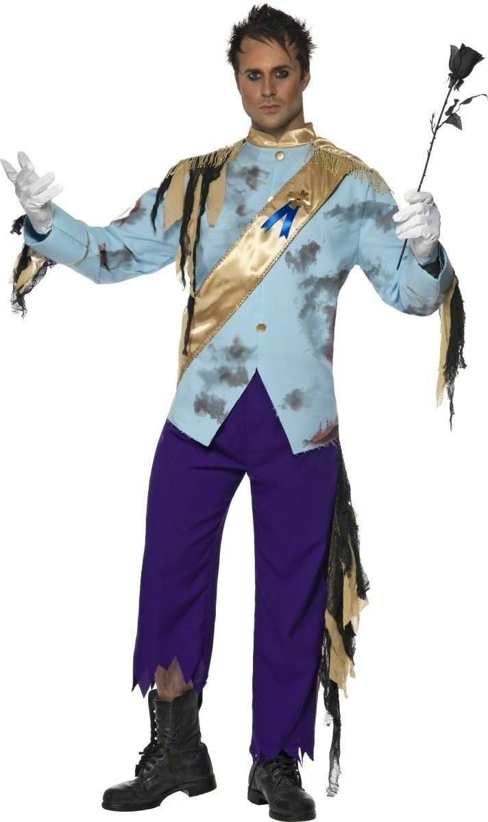 Prince Not So Charming Fancy Dress Costume Mens (Royalty)
