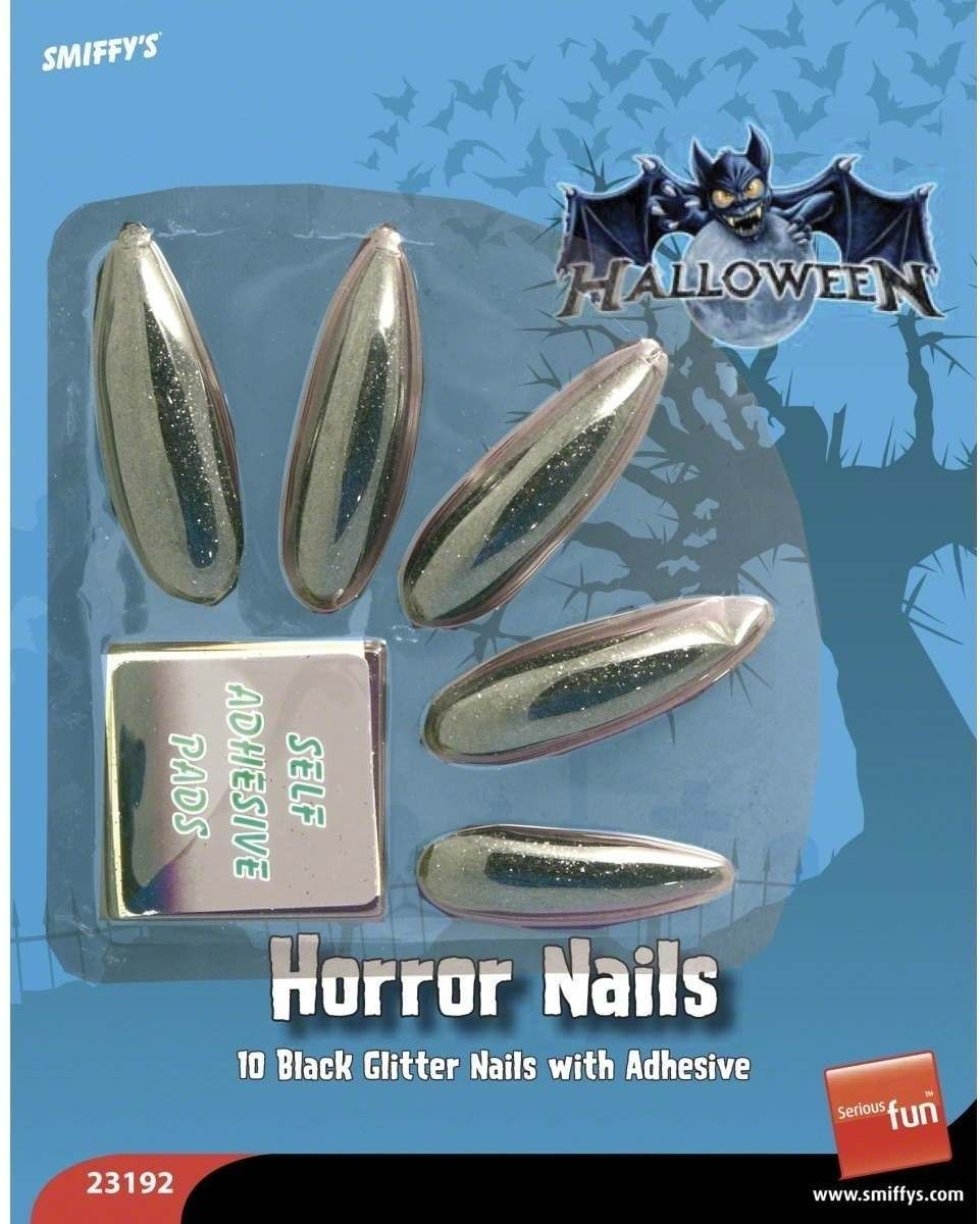 Witch Fingernails - Fancy Dress Ladies (Halloween)