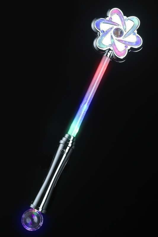 Astro Wand With Crystal Ball (Fancy Dress)