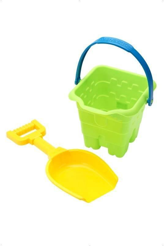 Bucket And Spade Set (Fancy Dress)