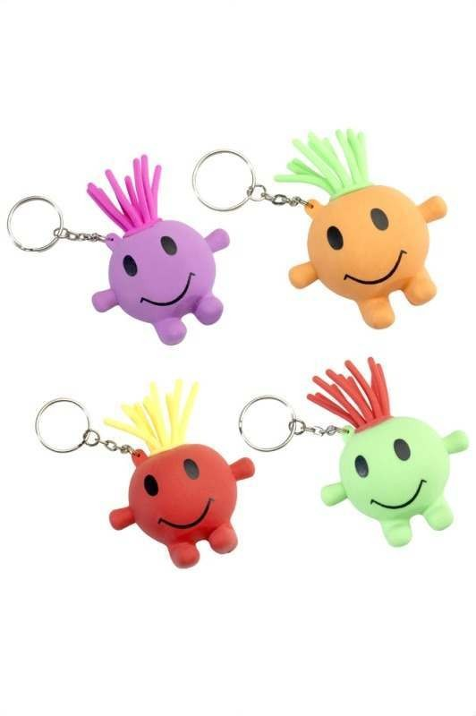 Keying, Smiley Happy Squeezy Charms (Fancy Dress)