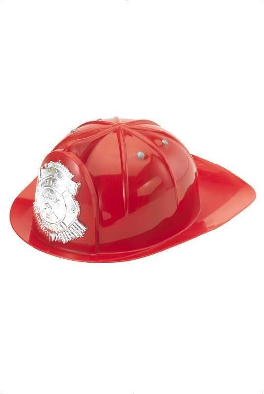 Firefighter Helmet (Fire Service Fancy Dress Hats)