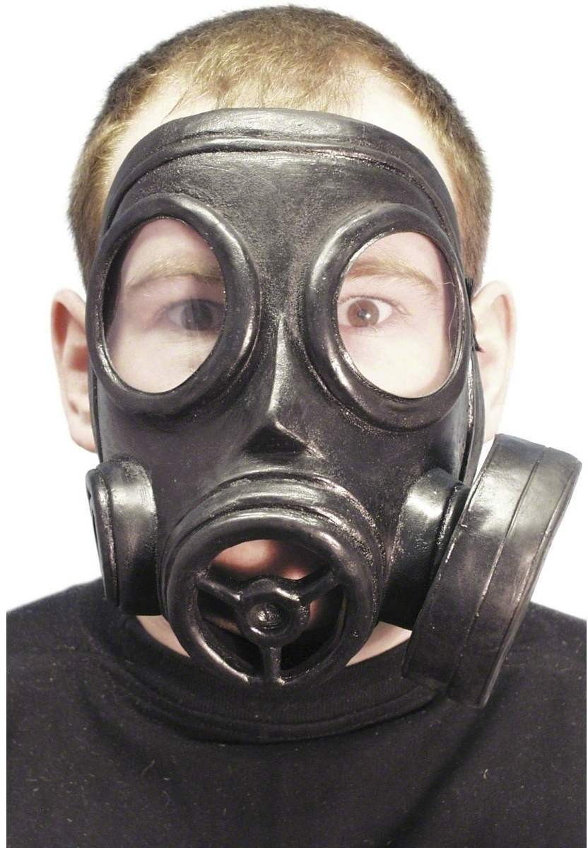 Gas Mask - Fancy Dress