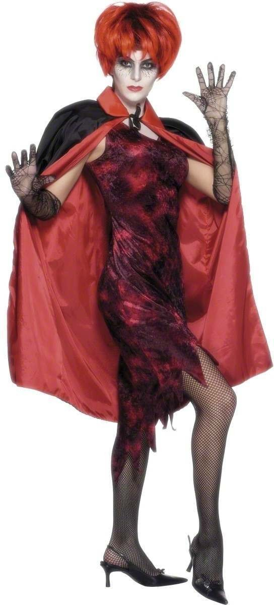 Reversible Cape - Fancy Dress (Halloween)