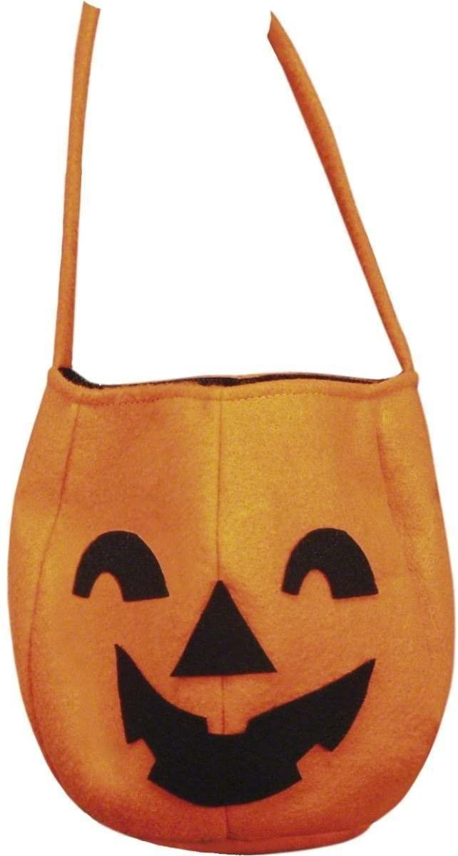 Pumpkin Bag - Fancy Dress (Halloween)