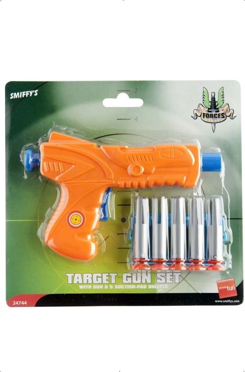 Target Gun - Fancy Dress