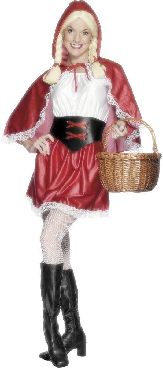 Red Riding Hood Costume -Large Fancy Dress Costume (Fairy Tales)