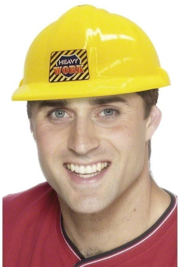 Builders Helmet - Fancy Dress Mens