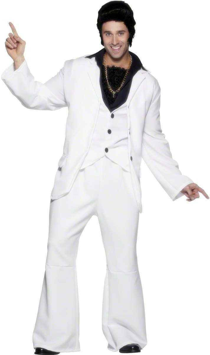70S Disco Man Fancy Dress Costume Mens (1970S)