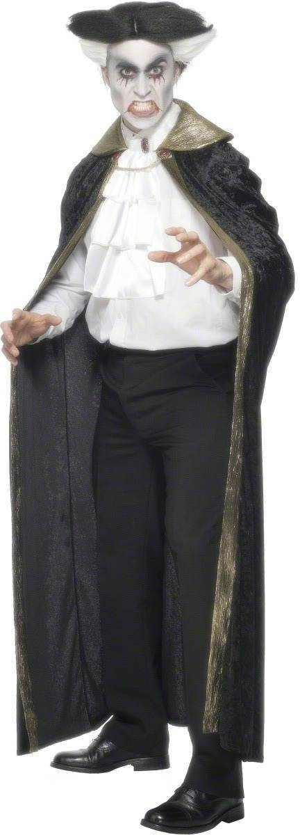 Gothic Count Fancy Dress Costume Mens (Halloween)