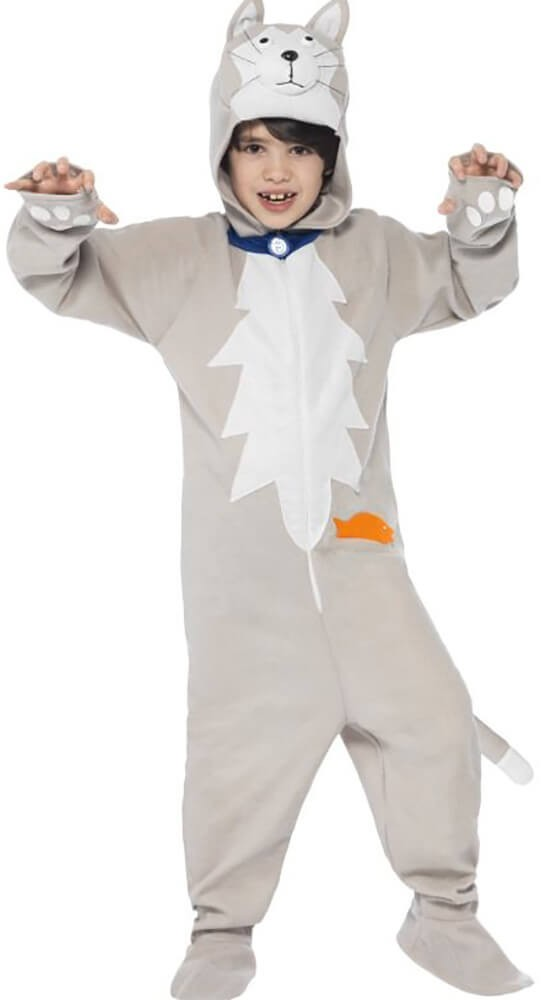 Childs Battersea Smudge The Cat Fancy Dress Costume