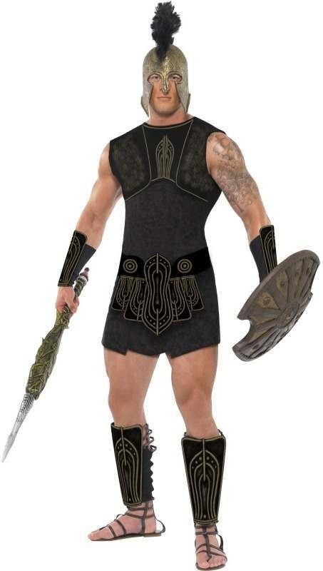 Achilles Fancy Dress Costume