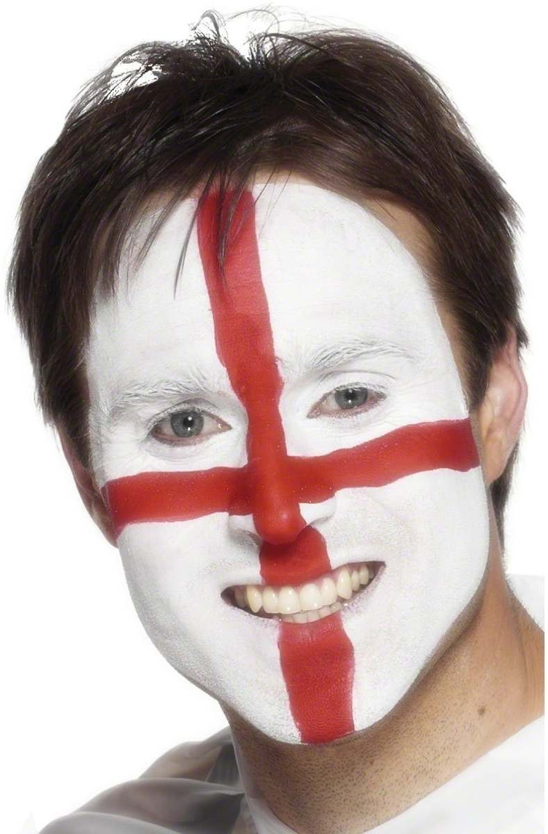 St George Make Up - Fancy Dress