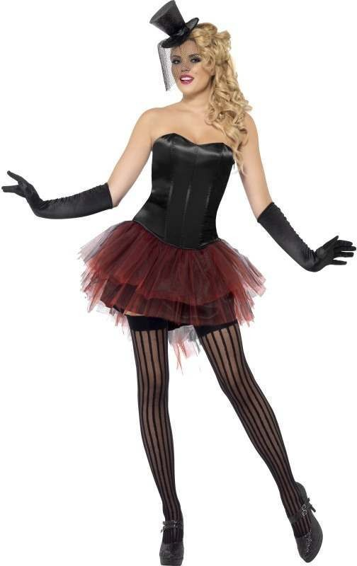 Burlesque Bustle Tutu (Burlesque , Sexy Fancy Dress)