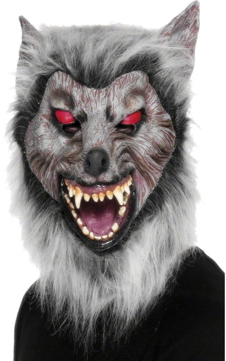 Prowler Wolf Mask - Fancy Dress (Halloween)