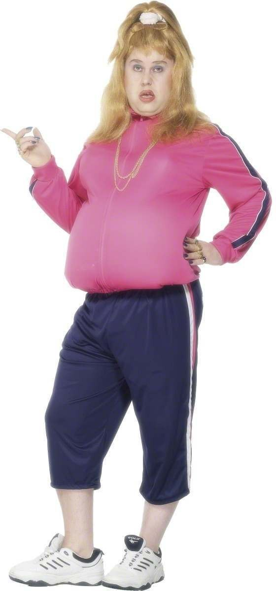 Little Britain Vicky Pollard Fancy Dress Costume (Tv)