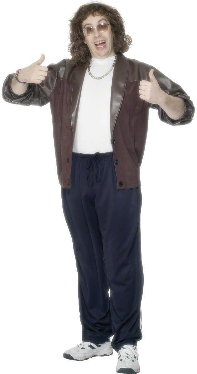 Little Britain Lou Jacket - Fancy Dress (Sexy)